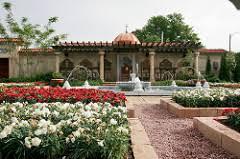 The Missouri Botanical Garden Bakewell Ottoman Garden
