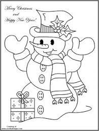 large snowman coloring page snowman coloring pages free christmas snowmen let s color