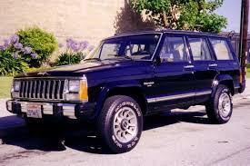 purple jeep cherokee 1983 jeep cherokee vinty