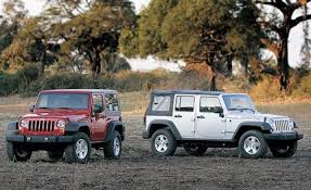 jeep wrangler limited vs unlimited 2007 jeep wrangler unlimited reviews msrp ratings with