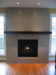 fireplace surround tile modern cement google search new place