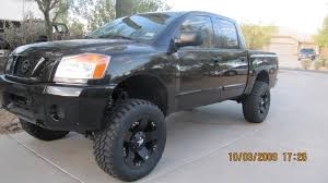 nissan altima blacked out nissan titan lifted related images start 0 weili automotive network
