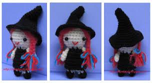 amigurumi witch pattern free amigurumi witch crochet pattern for halloween sayjai