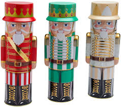 sh 12 4 harry london 3 1 lb chocolates in nutcracker tins