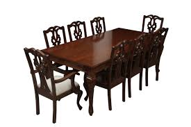 teak dining room table and chairs for sale outdoor sets garden