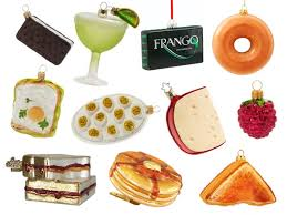 food ornaments lizardmedia co