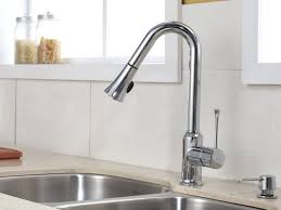 faucet industrial kitchen faucet moen pull down faucet brushed