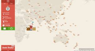 Create A Route On Google Maps by Official Google Blog Count Down To Christmas Eve With Google