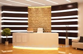 Used Curved Reception Desk Modern Beauty Salon Reception Desks Curved Reception Counter