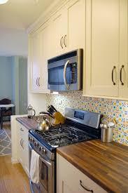 how to put up kitchen backsplash diy home decor how to install a temporary kitchen backsplash