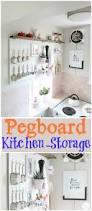 pegboard kitchen storage magnetic kitchen storage paint kitchen