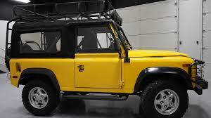 defender land rover 1997 1997 land rover defender 90 s125 austin 2015