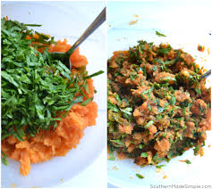 southern thanksgiving menu spicy twice baked sweet potatoes southern made simple