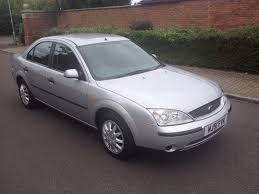 2001 51 ford mondeo 1 8 lx petrol manual metallic silver 111k