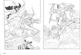teen titans coloring book rustytoons deviantart 591948 coloring
