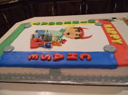 handy manny birthday party cakecentral com