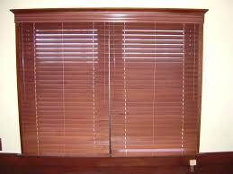 Patio Blinds Walmart Window Blinds Wood Window Blinds 1 2 3 4 5 6 Inch On Walmart