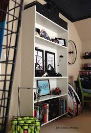 diy floating bookcase the chelsea project