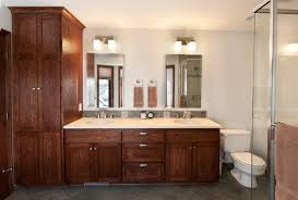 Tall Narrow Bathroom Storage Cabinet by How To Maintain The Quality Of Bathroom Storage Cabinets The New