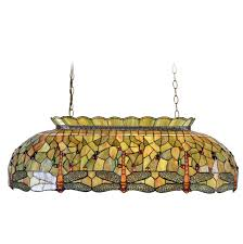 Tiffany Bad Homburg Clayre U0026 Eef 5ll 5272 Billard Lampe Libellen Im Tiffany Stil 98cm