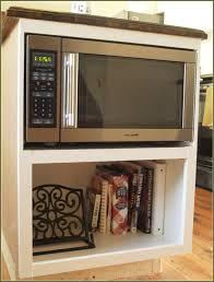microwave wall cabinet shelf