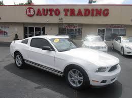 ford mustang orlando 2012 ford mustang v6 premium 2dr coupe in orlando fl lb auto trading