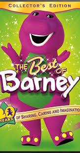 barney the best of barney 2008 imdb