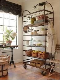 Folding Bakers Rack Bakers Rack For A Functional Purpose Home Painting Ideas