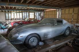 rare barn find including ferrari cobra 427 worth millions found