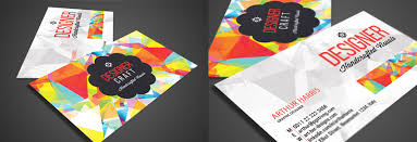 Graphic Designers Business Card 15 Creative Business Card Templates U2014with Unique Designs