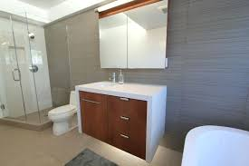 mid century modern bathroom vanity mid century modern with double