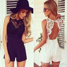 jumpsuit shorts 2018 summer 2016 shorts rompers sleeveless jumpsuits