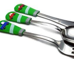 unique cutlery unique cutlery set etsy