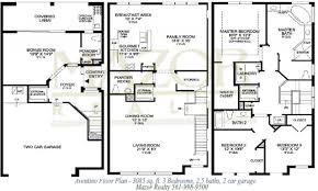 3 story floor plans 3 story house floor plans home design