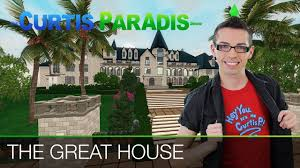 the sims 3 building the great house youtube