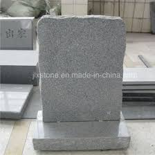 granite headstones china european granite simple design upright headstones china