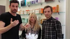 daveydavey hair salon dublin youtube