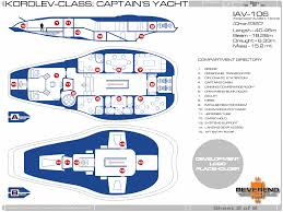 star trek captains yacht blueprints submited images star yacht