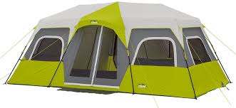 core 12 person instant cabin tent review camping mastery
