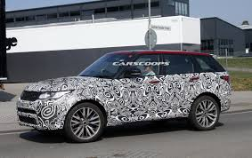 land rover vogue 2018 spied 2017 range rover sport svr facelift to get a power boost