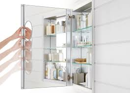 How To Replace A Medicine Cabinet Mirror Verdera Medicine Cabinets Bathroom New Products Bathroom Kohler