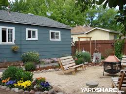 Budget Backyard Landscaping Ideas Landscaping Ideas U003e Backyard On A Budget Yardshare Com