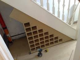 ve been wondering how to use the space under the stairs u2013 we have