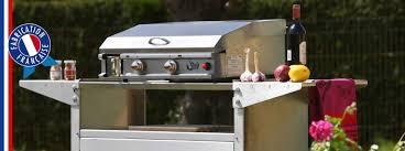 plancha gaz encastrable cuisine le 1er constructeur de planchas tout inox en plancha tonio