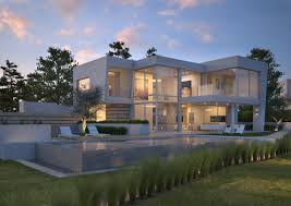 modern villa modern villa with design hd gallery home mariapngt