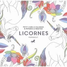Licornes  Jeux et Coloriages  Eveil et 1er Age  Livres 03 ans
