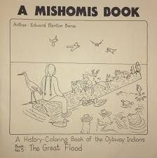 flood coloring pages a mishomis book set of five coloring books u2014 university of