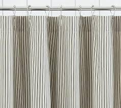 Shower Curtain Striped Striped Shower Curtains Teawing Co