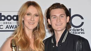 celine dion on what she told her son about stepping into his dad u0027s