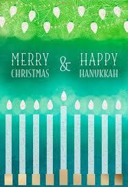 merry and happy hanukkah card greeting cards hallmark